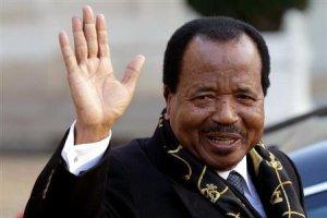 Camerounese president